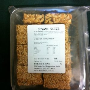 Sesame Slice-Nut & Seeds bars500gm